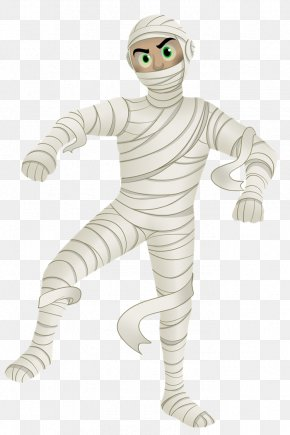 Mummy Cliparts - Egypt Archaeology Excavation Mummy Costume PNG