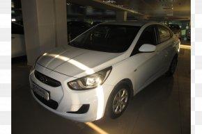 Car - Hyundai Motor Company Compact Car Alloy Wheel Hyundai Accent PNG