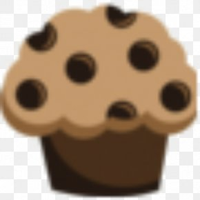 Chocolate - Muffin Cupcake Chocolate Chip Clip Art PNG