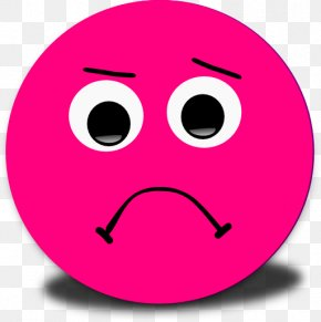 Sad Smily - Smiley Emoticon Clip Art PNG