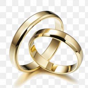 Wedding Ring - Wedding Ring Gold Białe Złoto Gift PNG