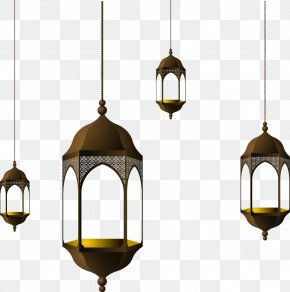 Vector Painted Lighting - Lighting Euclidean Vector PNG