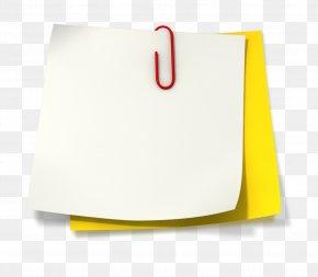 Paper - Paper Post-it Note Clip Art PNG