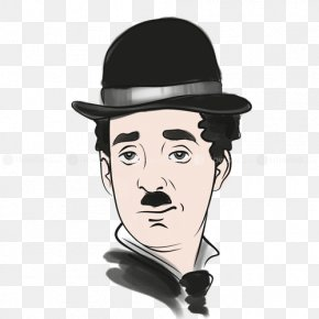 Charlie Chaplin - Charlie Chaplin The Tramp Drawing Actor PNG