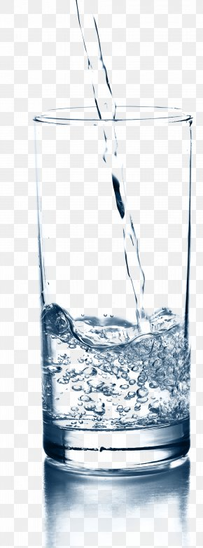 Pour In The Cup Of Clear Water - Drinking Water Drinking Water PNG
