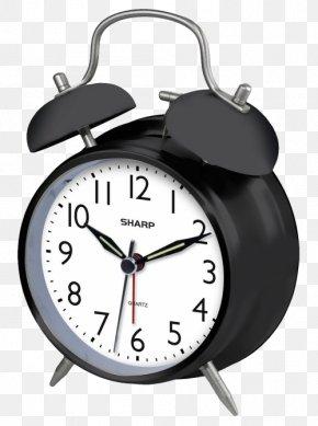 Clock - Light Alarm Clocks Quartz Clock Bell PNG
