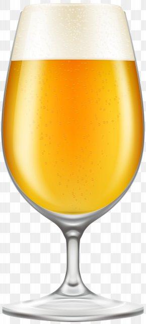 Beer Glass Transparent Clip Art Image - Beer Cocktail Wine Glass Clip Art PNG