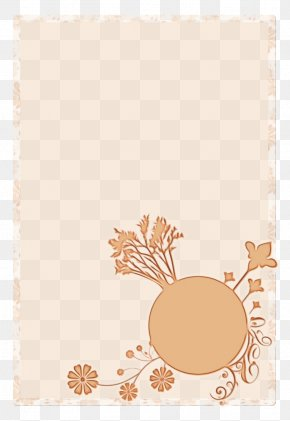 Paper Product Plant - Brown Beige Plant Paper Product PNG