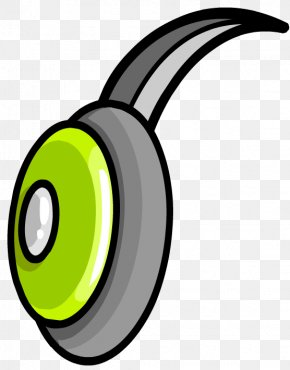 Penguin - Club Penguin Entertainment Inc Headphones Clip Art PNG