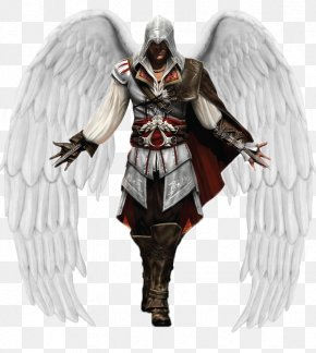 Assassin Creed - Assassin's Creed III Ezio Auditore Assassin's Creed: Brotherhood PNG