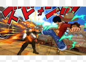 One Piece: Burning Blood One Piece: Unlimited World Red Monkey D. Luffy One Piece: World Seeker PNG