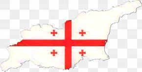 Sticker Symbol - American Flag Background PNG
