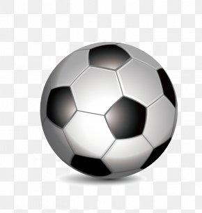 Vector Realistic Football - Golf Ball Basketball Ball Game PNG
