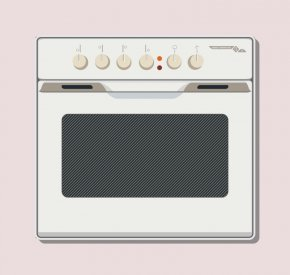 Oven Cliparts - Microwave Oven Kitchen Oven Glove Clip Art PNG