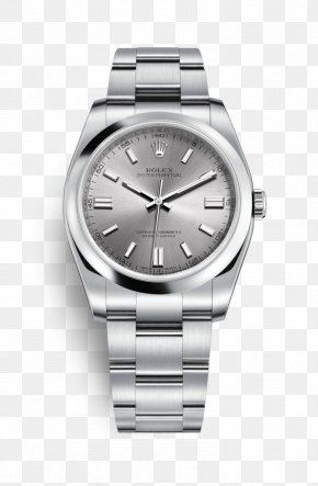 Rolex Oyster Perpetual Counterfeit Watch PNG
