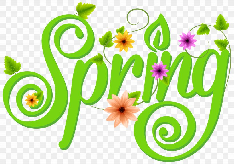 Spring Clip Art, PNG, 5000x3519px, Spring, Art, Artwork, Clipboard, Drawing Download Free