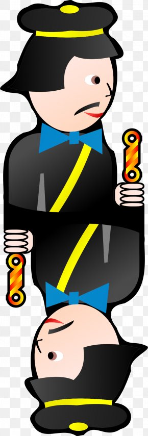 Spade - Jack Playing Card Game Clip Art PNG