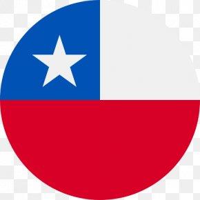Flag - Flag Of Chile Emoji National Flag PNG