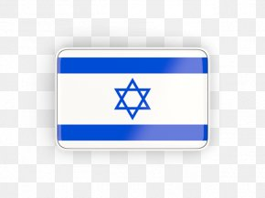 Flag - Flag Of Israel Christian Flag Yom Ha'atzmaut PNG