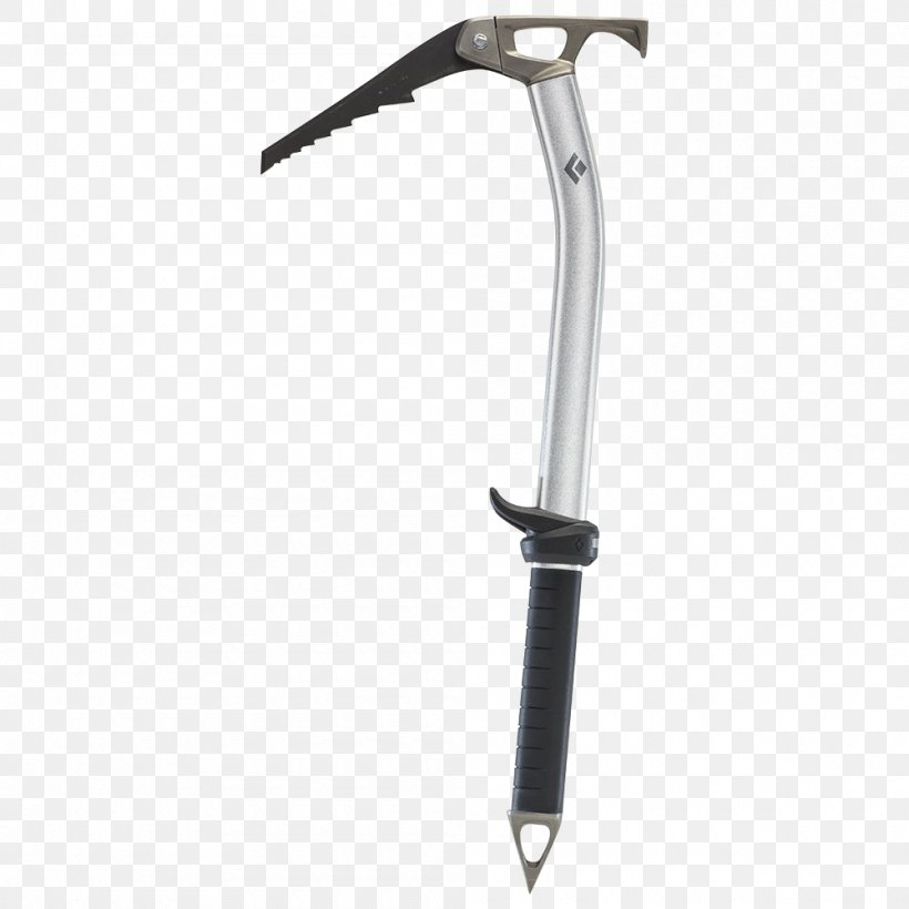 Ice Axe Ice Tool Black Diamond Equipment Mountaineering CAMP, PNG, 1000x1000px, Ice Axe, Adze, Black Diamond Equipment, Camp, Climbing Download Free