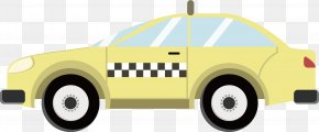 Hand-painted Police Car Vector - Police Car PNG
