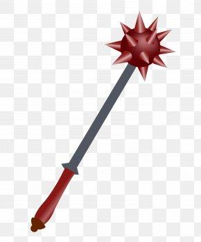 Meteor Hammer Vector Weapon - Weapon Vector Meteor Hammer PNG