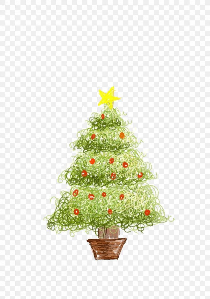 Christmas Tree Christmas Day Gift New Year Image, PNG, 2100x3000px, Christmas Tree, Christmas, Christmas Day, Christmas Decoration, Christmas Gift Download Free