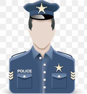 People People's Police - Law Euclidean Vector Police Officer Icon PNG