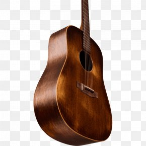 Acoustic Guitar - Acoustic Guitar Martin D-15M Ukulele Tiple PNG