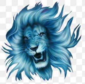 Lion - Lionhead Sea Lion Roar PNG