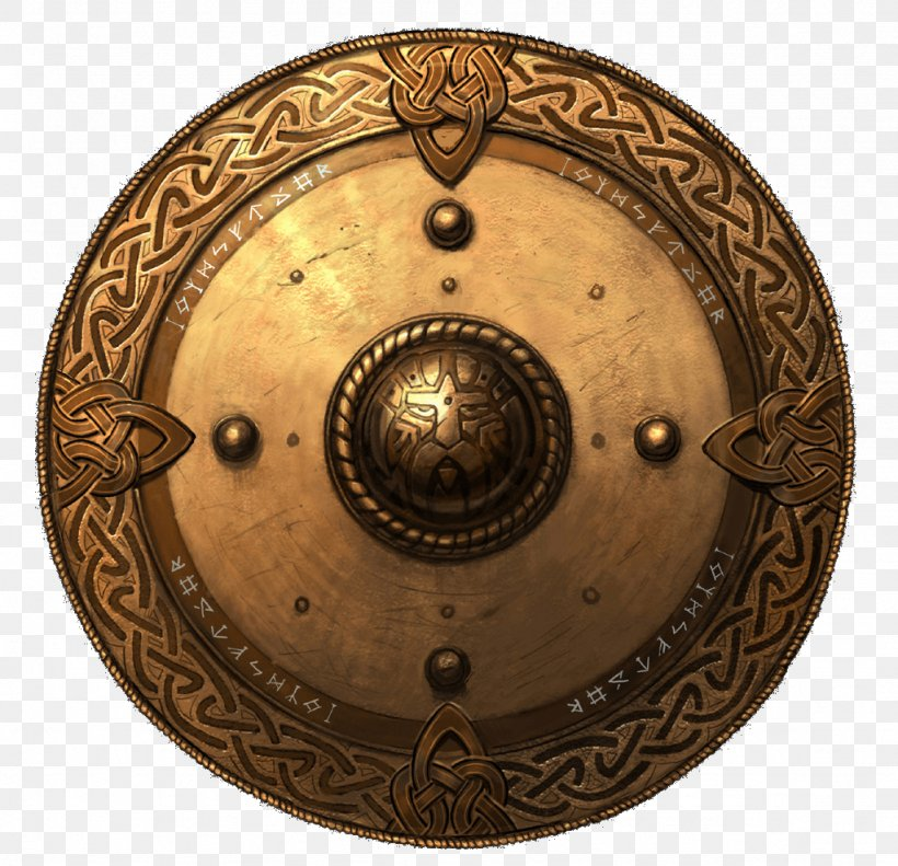 Shield Weapon Sword, PNG, 1024x988px, Mount Blade Warband, Android, Brass, Computer Software, Copper Download Free