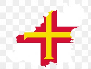 Thomas Edison Clipart - Flag Of Guernsey National Emblem Flag Of Europe PNG