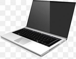 Laptop - Laptop Netbook Computer Fundal PNG