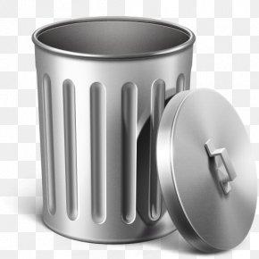 Trash Empty - Lid Cylinder Hardware Mug PNG