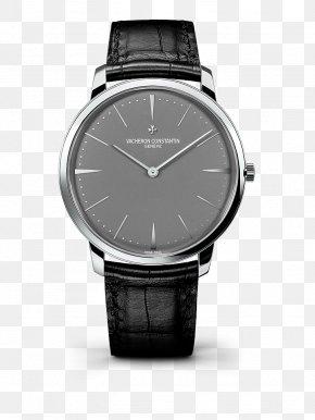 Vacheron Constantin Watches Black Mechanical Watch Male Watch - Vacheron Constantin Watch Strap Watch Strap Movement PNG