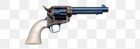 22 Revolver - .45 Colt A. Uberti, Srl. Colt Single Action Army Firearm Remington Model 1875 PNG