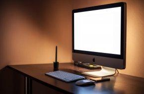 Computer Desktop Pc - Computer Keyboard MacBook Air Laptop IMac PNG
