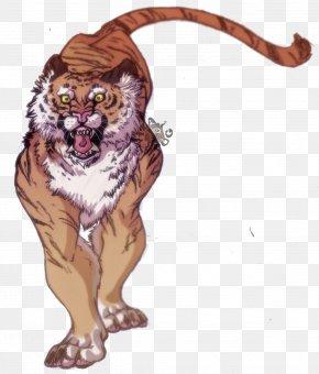 Lion - Lion Javan Tiger Felidae Golden Tiger PNG