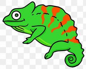 Chameleon Cliparts - Chameleons Lizard Common Iguanas Clip Art PNG