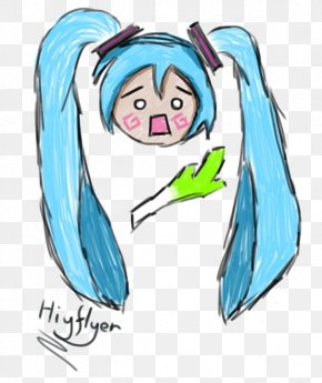 Hatsune Miku - DeviantArt Hatsune Miku Drawing PNG