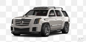 Car - Cadillac Escalade Luxury Vehicle Car Motor Vehicle Tire PNG