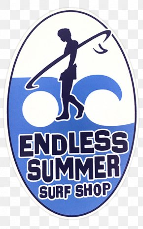 Endless Summer Surf Shop The Endless Summer Surfing Logo Surfboard PNG