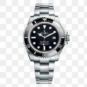 Mechanical Watches Rolex Black Male Watch - Rolex Sea Dweller Rolex Submariner Rolex Datejust Rolex GMT Master II Rolex Daytona PNG