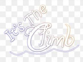 It S A Climb - Logo Font Brand Clip Art Calligraphy PNG
