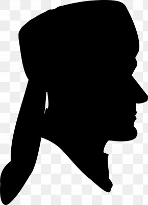 Silhouette - Silhouette American Frontier Clip Art PNG