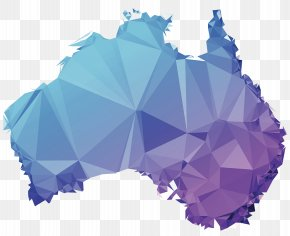 Map Of Australia - Australia Map Illustration PNG