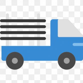 Truck - Pickup Truck Car Icon PNG