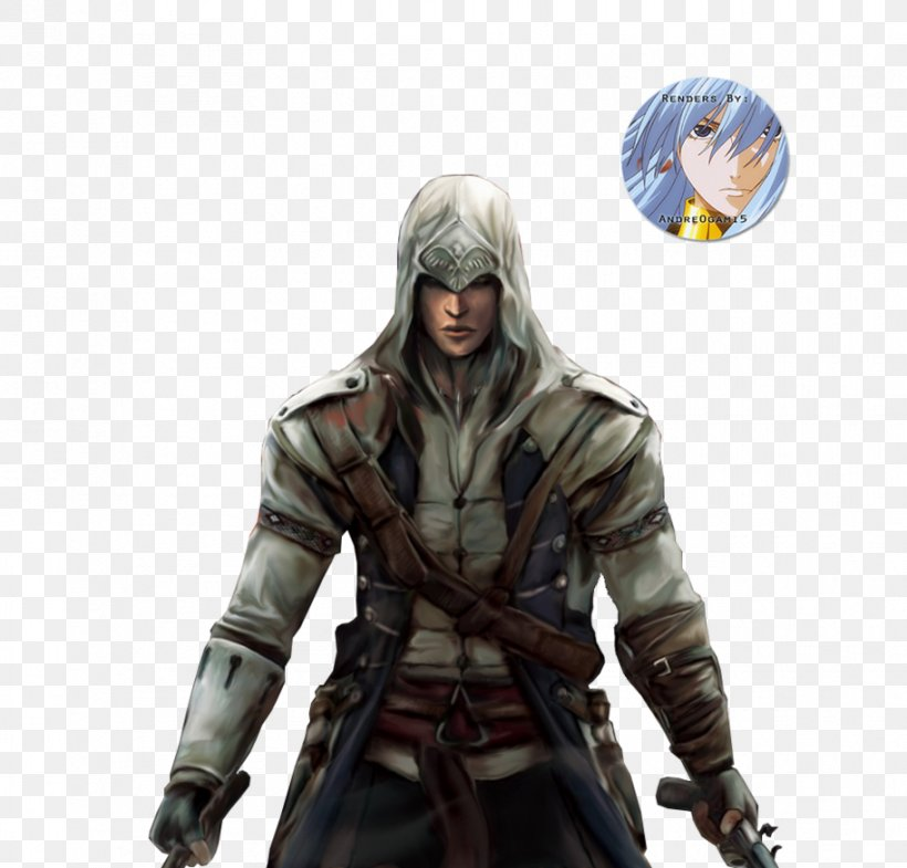 Assassin S Creed Iii Rendering Connor Kenway Edward Kenway Png
