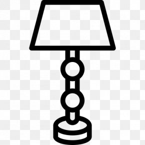 Silhouette Lamp Desk Lamp - Lamp Electric Light Furniture Lighting PNG