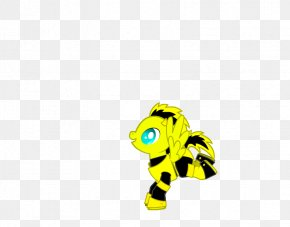 Bumble Bee Cartoon Pictures - Bumblebee Pony Cartoon Clip Art PNG